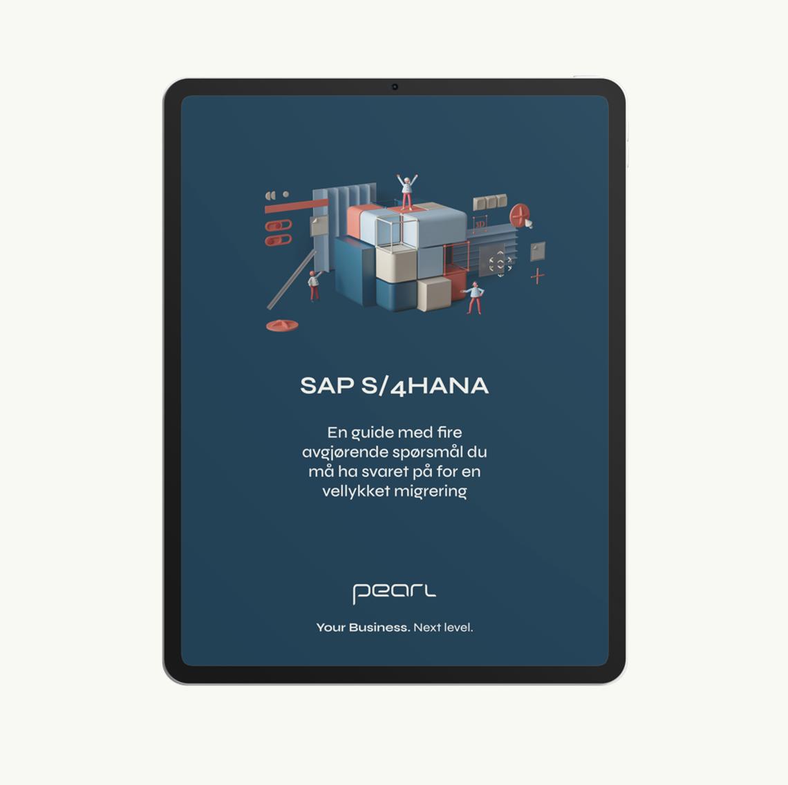 Guide SAP S/4HANA