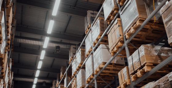 Embedded Warehouse Management